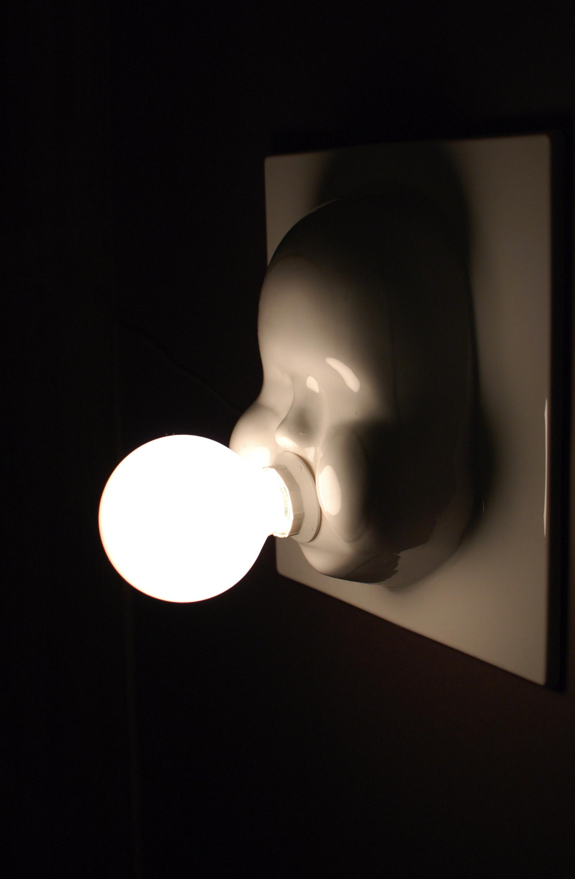 Wall Lamp Bubble By Tarmo Luisk Eesti Disaini Maja