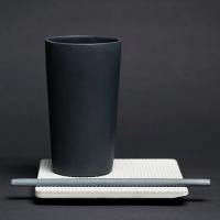 latte tass (must) - Stuudio NüüD