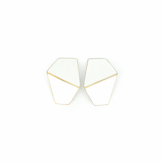 02356ee6dc4 earrings Folded by Lisa Kroeber – Eesti Disaini Maja / Estonian ...