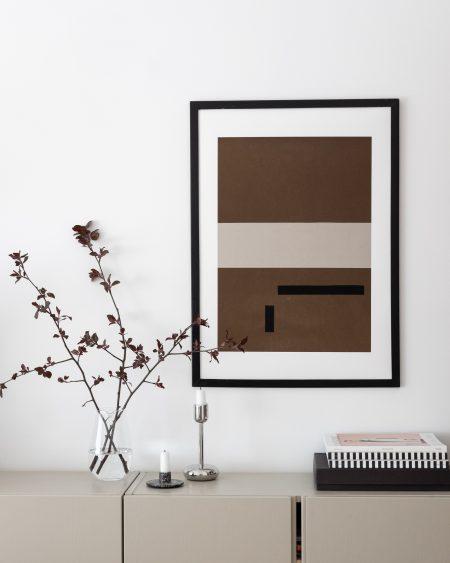 "ca25725a879 Stiliseeritud 'Below the Surface' limited edition fine art print by Anu  Reinson · """