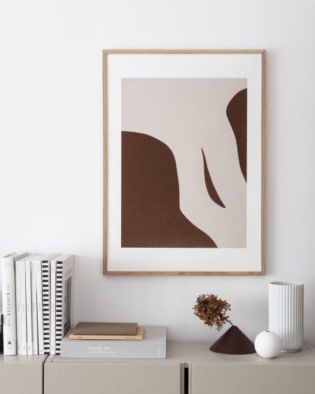 "4c4dce030ad Stiliseeritud 'Delta' limited edition fine art print by Anu Reinson · """